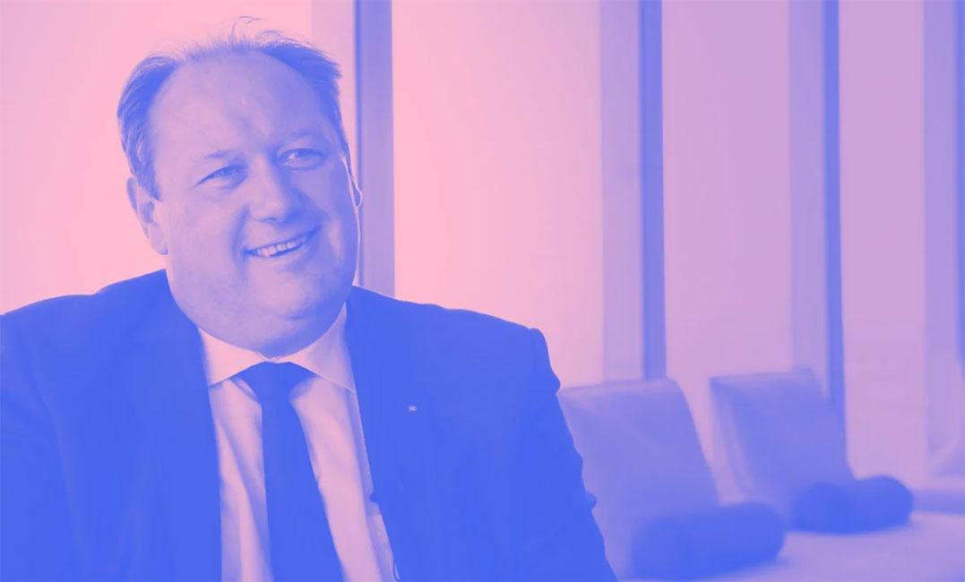 Geert Van Mol - Chief Digital Officer - Belfius